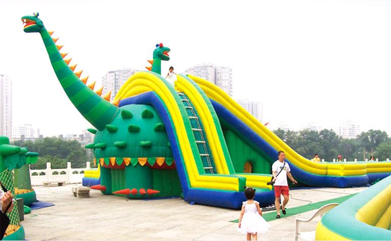 7.恐龙划水16×10m,配高65cm